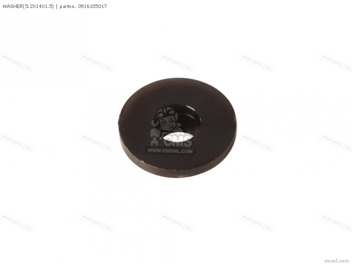09161-05017-LCP WASHER5 2X14X1 5