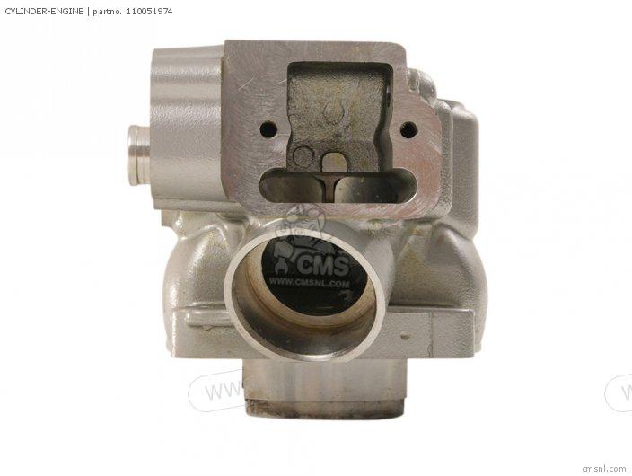 Kx85-a3 Kx85 2003 Usa Canada 110055070 Cylinder-engine