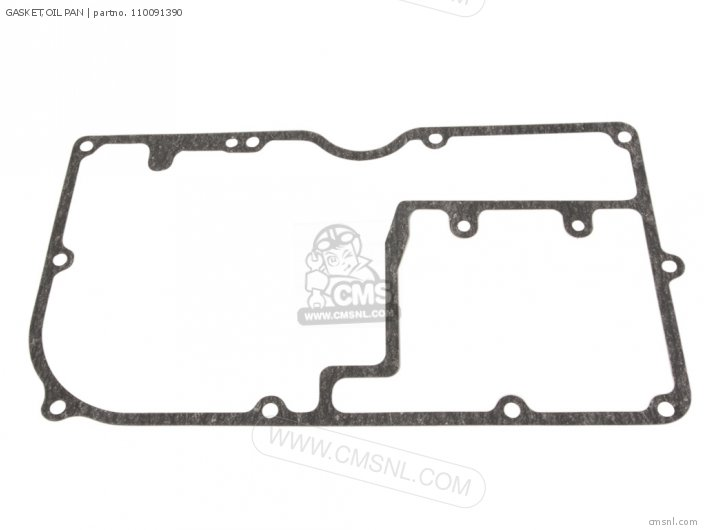 Zg1000a1 1000gtr 1986 Europe Fr Uk Fg Gr It Nr Sd Sp St 110091981 Gasket oil Pan