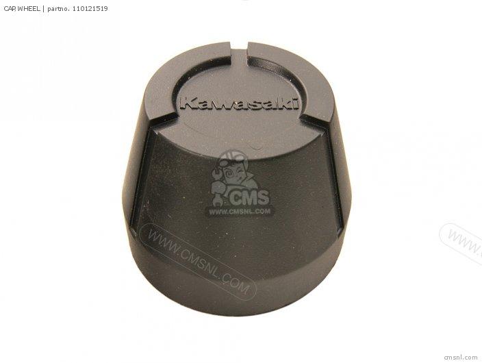 Klf220-a9 Bayou220 1996 Usa Canada 110121969 Cap wheel