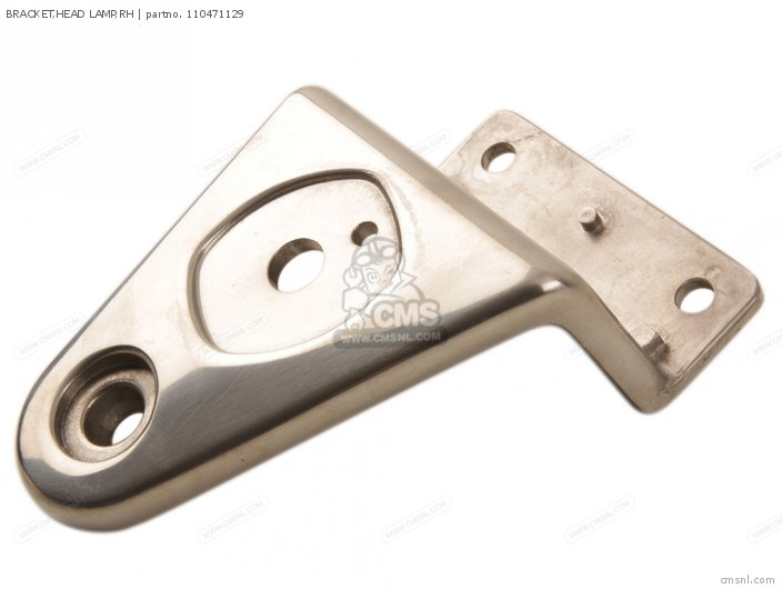 (110481322) BRACKET, HEAD LAMP, RH