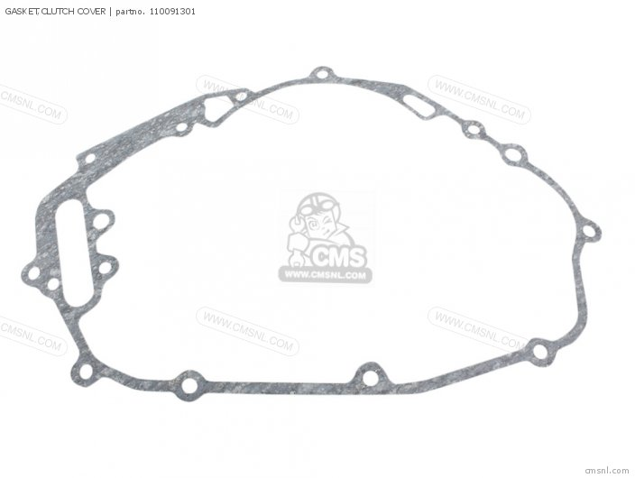 Zl600a1 1986 Europe Wg   Kph 11060-1168 Gasket clutch Cover