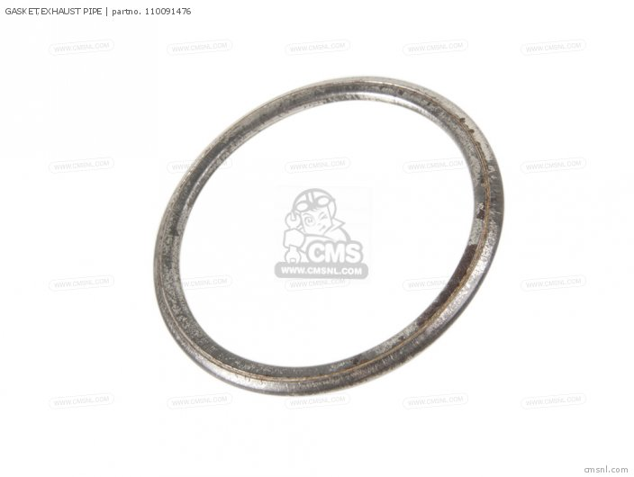 Vn1500a2 Vn15 1988 Europe Fr Fg It Sd St 110601119 Gasket exhaust Pipe
