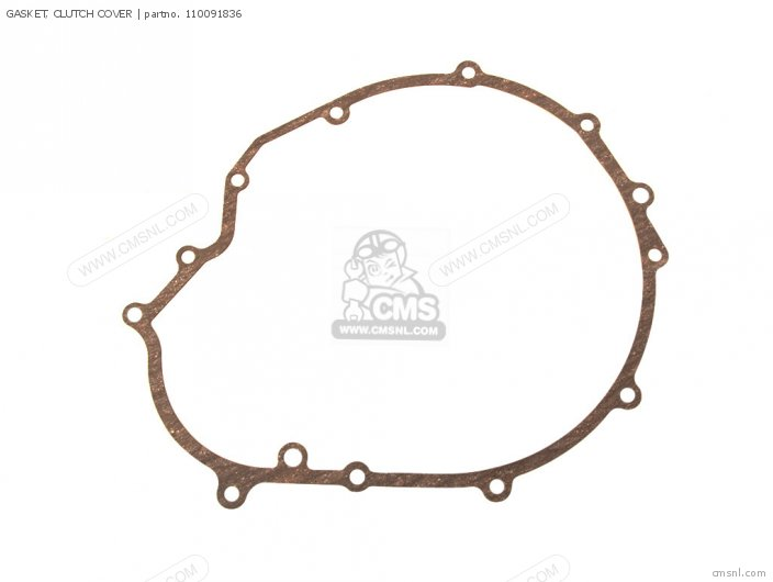 110610274 GASKET  CLUTCH COVER
