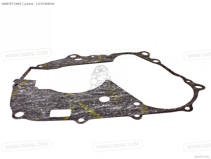S90 Super 90 1964 u s a  11191028306 Gasket Case
