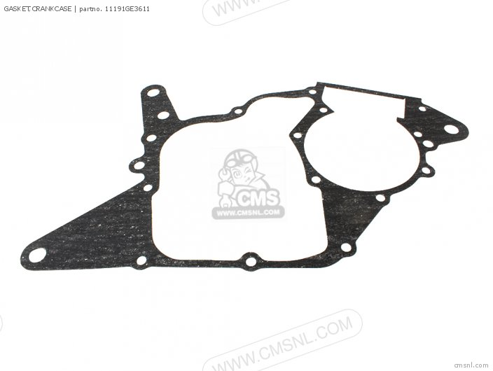 (11191ge3306) Gasket, Crankcase photo