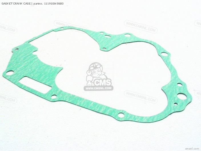 Z50jrj Monkey Rt japan 11191gw8681 Gasket Crank Case
