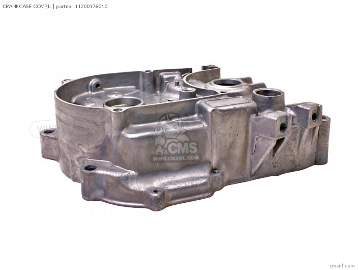 Xl80s 1981 Usa 11200-176-020 Crankcase Comp l