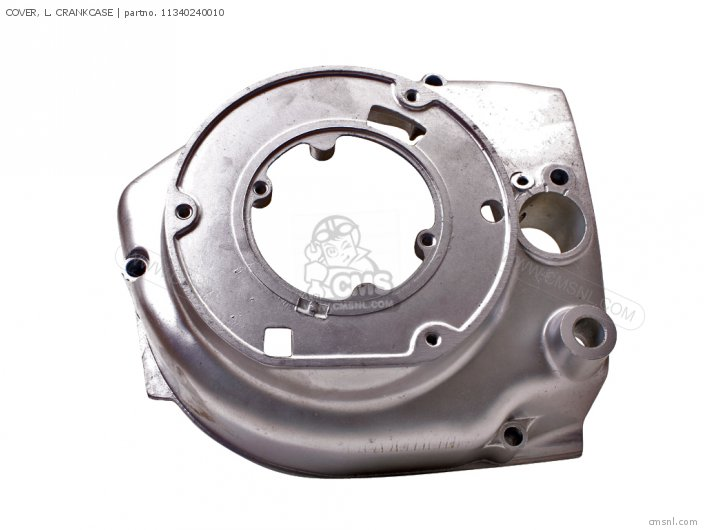 Cd125 11340-240-020 Cover  L  Crankcase