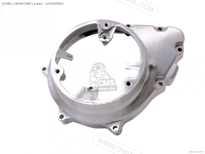 Cb750ka 1980 Four general Export Mph 11341-425-700 Cover l Crankcase