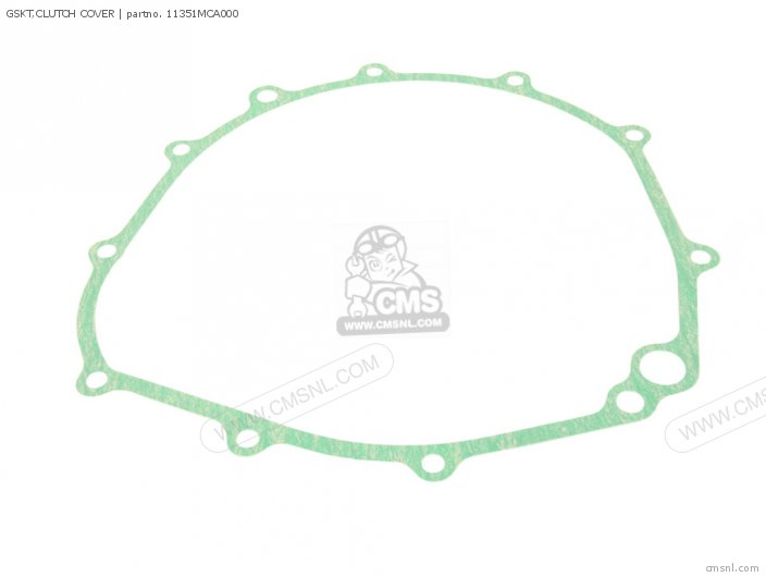 (11351MCA010) GSKT,CLUTCH COVER