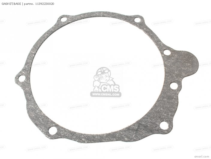 Cd125a 11392-230-307 Gasket base