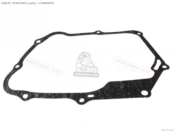 Crf50f 2005 European Direct Sales 11394-gw8-680 Gasket  Crankcase