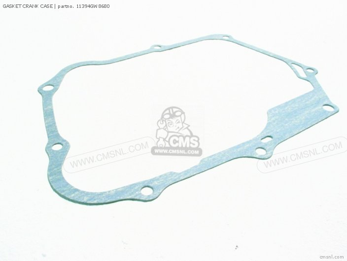 Z50jrj Monkey Rt Japan 11394-gw8-681 Gasket Crank Case