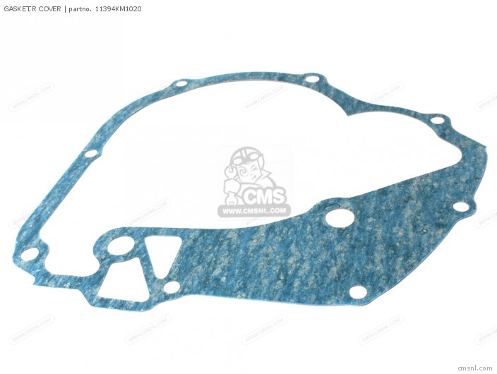 Cn250 Helix 1995 Usa 11394-ks4-690 Gasket r Cover