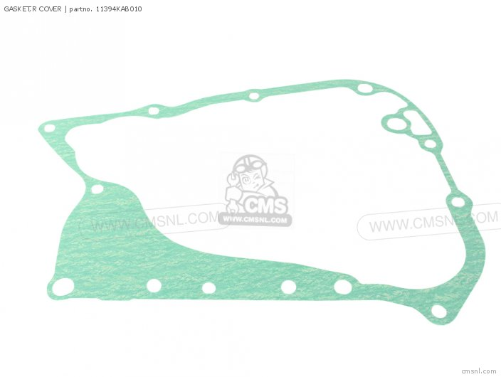 (11394KAB020) GASKET,R COVER