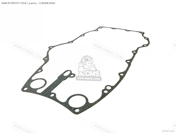 (11394MCS010) GASKET,FRONT COVE