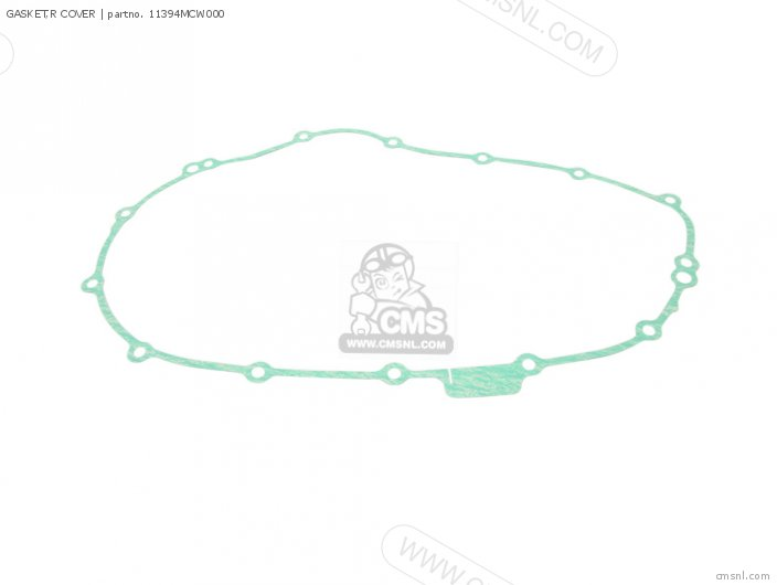 (11394MCW010) GASKET,R COVER