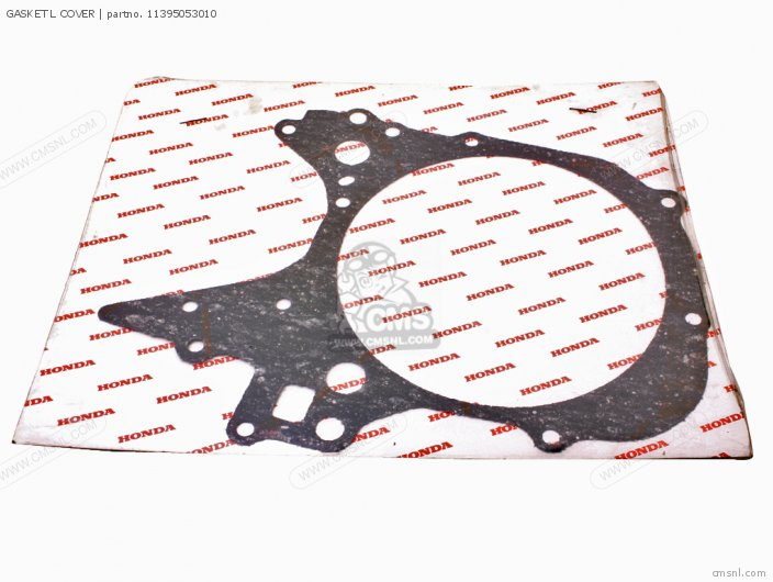 (11395053306) GASKET L COVER