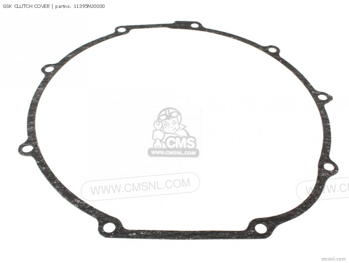 Cb750 Nighthawk 1992 Usa 11395mj0306 Gsk Clutch Cover