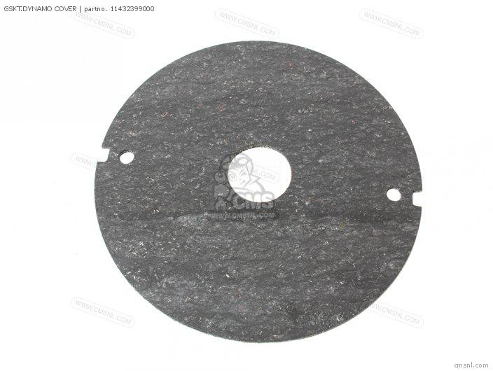 (11432-399-306) GSKT. DYNAMO COVER