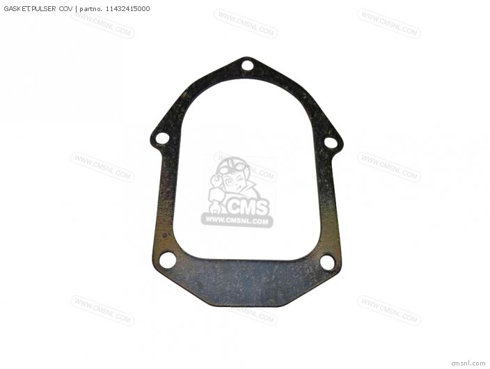 (11432-415-306) Gasket, Pulser Cov photo