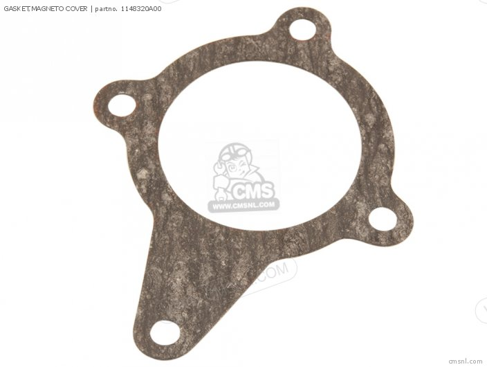 (11483-20A00-H17) GASKET,MAGNETO COVER