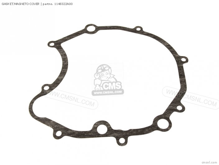 (11483-22A10) GASKET,MAGNETO COVER