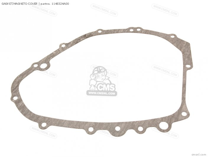 (11483-24A00-H17) GASKET,MAGNETO COVER