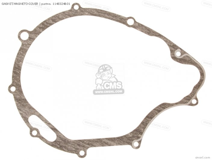 (11483-24B01-H17) GASKET,MAGNETO COVER