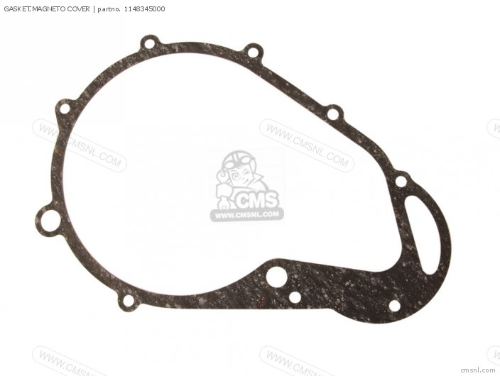 11483-45000-H17 GASKET MAGNETO COVER