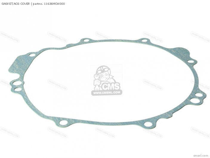 11636-MCW-010 GASKET ACG COVER