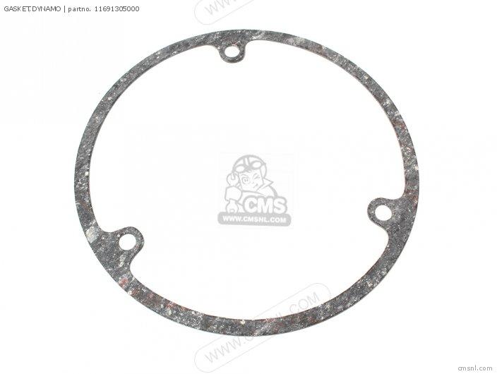 (11691-305-306) GASKET, DYNAMO