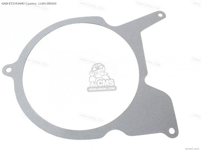 (11691-350-306) GASKET, DYNAMO