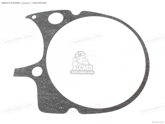 (11691-351-306) GASKET, DYNAMO