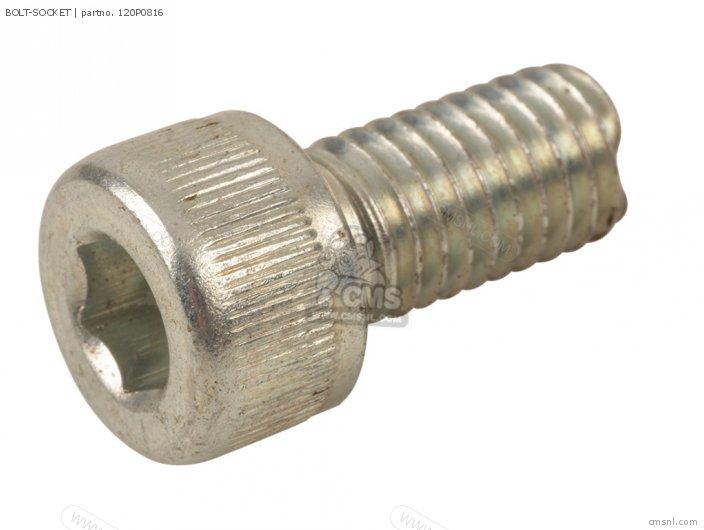 2003 Kx85-a3 Kx85 120ca0816 Bolt-socket
