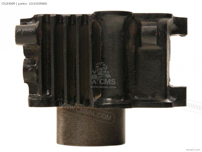 S65 SPORT 1965 USA 12101-040-010 CYLINDER