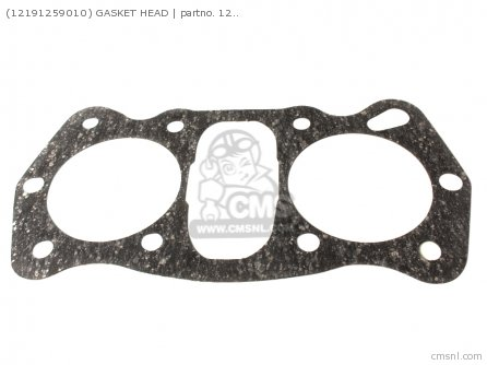Ca77 Dream Touring 305 Usa 12191-259-010 Gasket Head