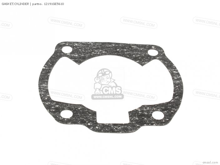 (12191-gas-901) Gasket, Cylinder photo