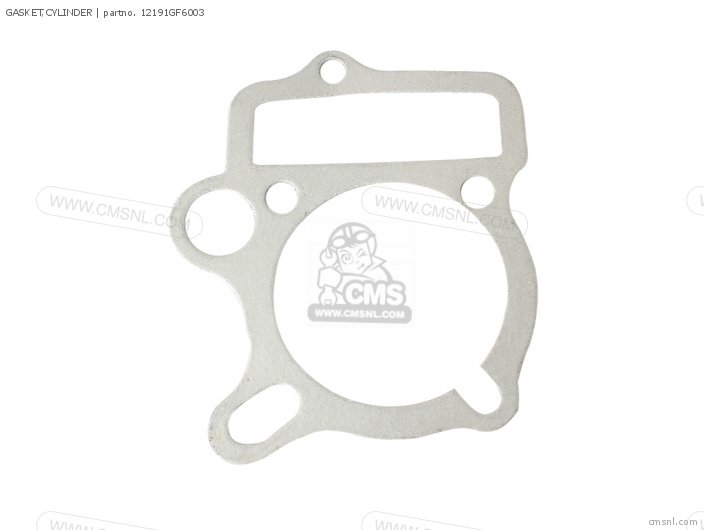 C100m2 Astrea Indonesia 12191-gs4-761 Gasket cylinder