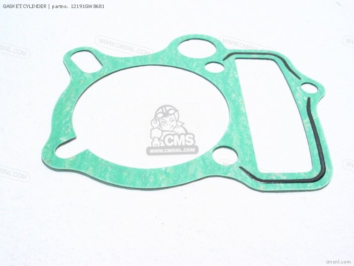Z50jrj Monkey Rt japan 12191-gw8-682 Gasket cylinder