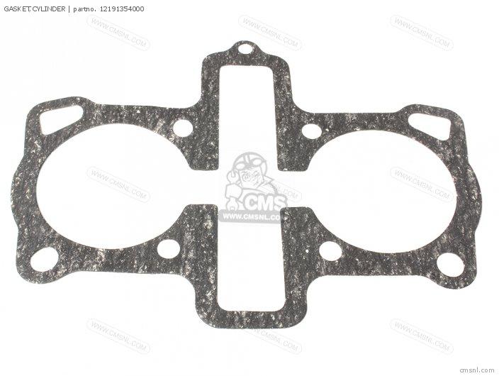 12191354306 GASKET CYLINDER