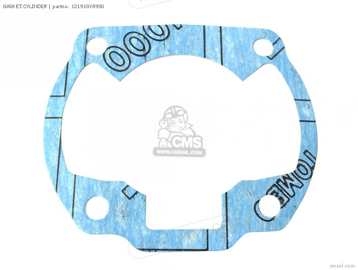 (12191gas901) Gasket, Cylinder photo