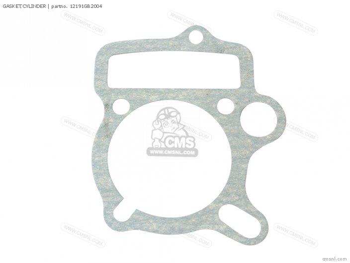 Z50jrj Monkey Rt japan 12191gb2306 Gasket cylinder