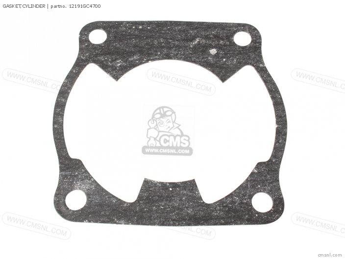 (12191GC4307) GASKET,CYLINDER