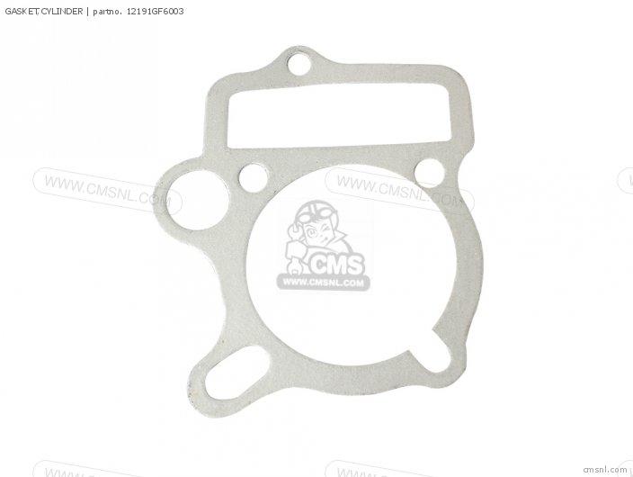 C100m2 Astrea 12191gs4761 Gasket cylinder