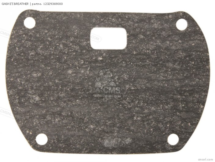 (12329369306) GASKET,BREATHER