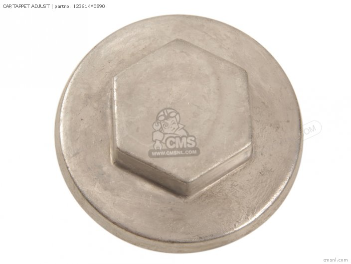 (12361-KPS-900) CAP, TAPPET ADJUST