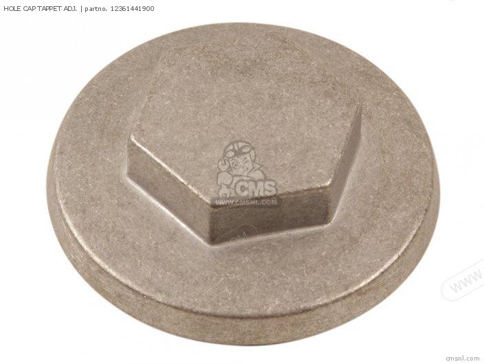 (12361-KPS-900) HOLE CAP TAPPET ADJ.
