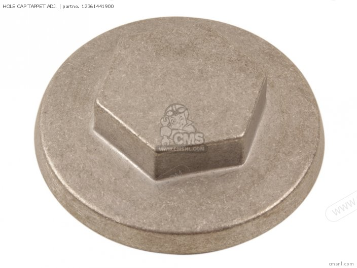 (12361441930) HOLE CAP TAPPET ADJ.